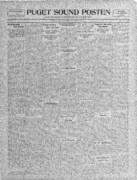 Puget Sound Posten- v. 5 no.167 Feb 4, 1909