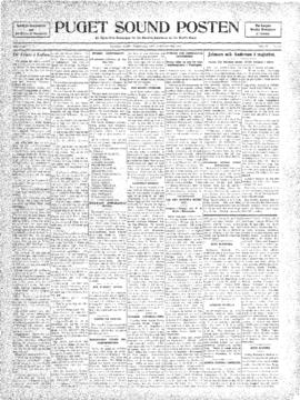 Puget Sound Posten- v. 4 no.148 Sep 24, 1908