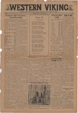 Western Viking v. 3 no. 3 Jan 16, 1931
