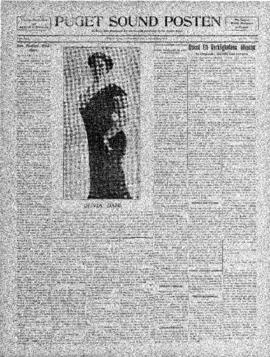 Puget Sound Posten- v. 4 no.158 Dec 3, 1908