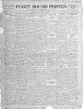 Puget Sound Posten- v. 4 no.144 Aug 27, 1908