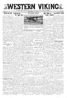 Western Viking v. 2 no. 42 Oct 17, 1930