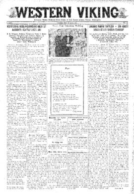 Western Viking v. 3 no. 28 Jul 10, 1931