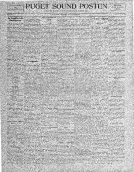 Puget Sound Posten- v. 4 no.153 Oct 29, 1908
