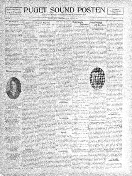 Puget Sound Posten- v. 5 no.164 Jan 14, 1909