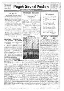 Puget Sound Posten- v.41 no.53 Dec 30, 1932
