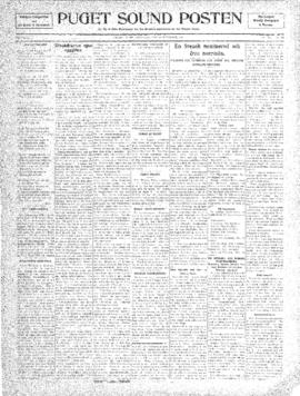 Puget Sound Posten- v. 4 no.146 Sep 10, 1908
