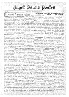 Puget Sound Posten- v.39 no.17 Apr 25, 1930