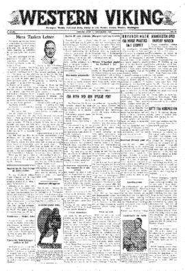 Western Viking v. 2 no. 49 Dec 5, 1930