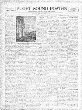 Puget Sound Posten- v. 5 no.166 Jan 28, 1909