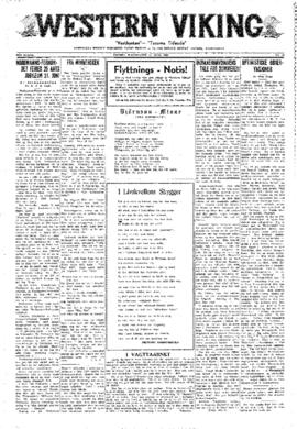 Western Viking v.42 no. 25 Jun 17, 1932