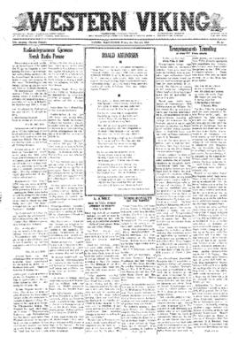 Western Viking v.50 no. 28 Jul 14, 1939
