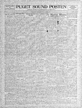 Puget Sound Posten- v. 5 no.170 Feb 25, 1909