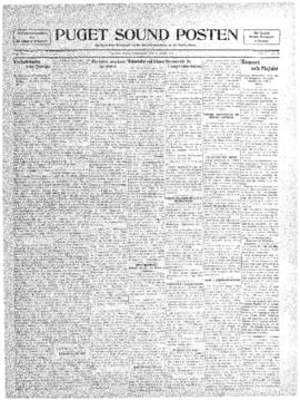 Puget Sound Posten- v. 5 no.177 Apr 15, 1909