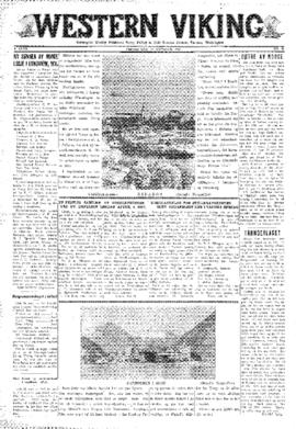 Western Viking v. 2 no. 41 Oct 10, 1930