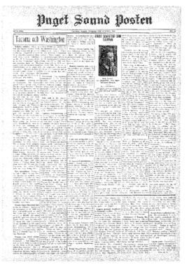 Puget Sound Posten- v.39 no.16 Apr 18, 1930