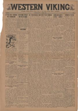 Western Viking v. 3 no. 10 Mar 6, 1931