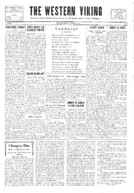 Western Viking v. 2 no. 4 Jan 30, 1930