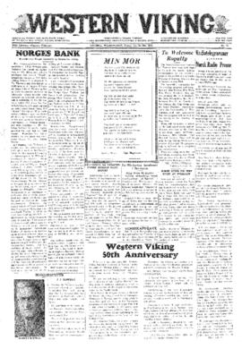 Western Viking v.50 no. 18 May 5, 1939