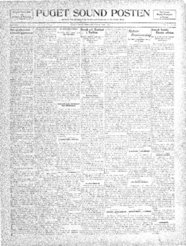 Puget Sound Posten- v. 5 no.178 Apr 22, 1909