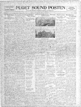 Puget Sound Posten- v. 5 no.165 Jan 21, 1909