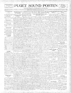 Puget Sound Posten- v. 4 no.161 Dec 24, 1908
