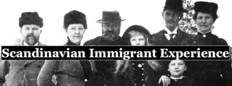 Scandinavian Immigrant Experience