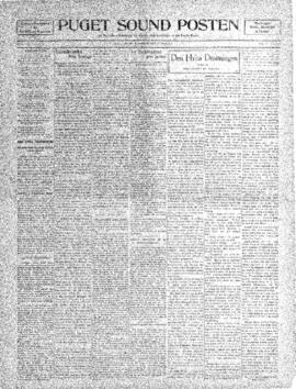 Puget Sound Posten- v. 5 no.186 Jun 17, 1909