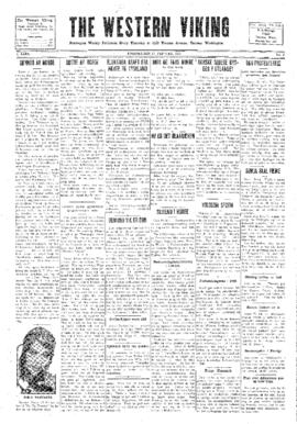 Western Viking v. 2 no. 8 Feb 27, 1930