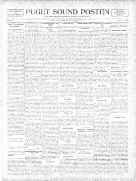 Puget Sound Posten- v. 4 no.151 Oct 15, 1908