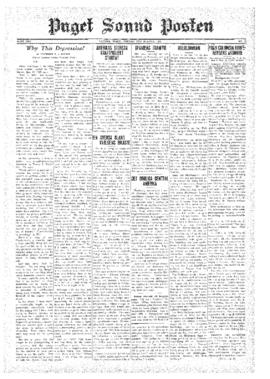 Puget Sound Posten- v.40 no.17 Apr 24, 1931