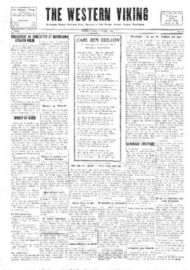 Western Viking v. 2 no. 16 Apr 24, 1930