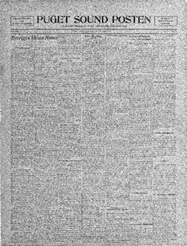 Puget Sound Posten- v. 5 no.173 Mar 18, 1909