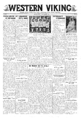 Western Viking v. 2 no. 45 Nov 7, 1930