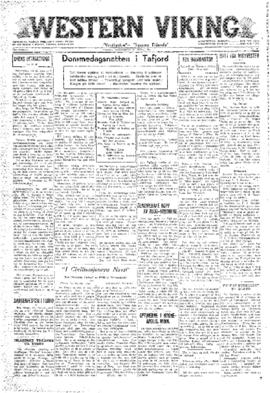 Western Viking v.44 no. 16 Apr 20, 1934