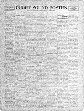 Puget Sound Posten- v. 4 no.150 Oct 8, 1908
