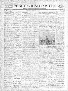 Puget Sound Posten- v. 5 no.185 Jun 10, 1909