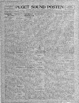 Puget Sound Posten- v. 5 no.172 Mar 11, 1909