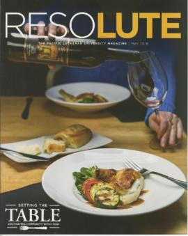 Resolute v. 1 no. 6 May 2016