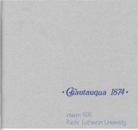 1974 Interim Catalog