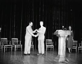 Debate awards, 1952