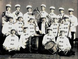 PLA Band in uniform