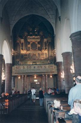 Church, Choir of the West Norway and Sweden Tour 2001