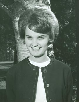 Diane Adams, May Queen 1964