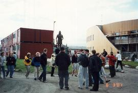 Tourist stop, Choir of the West Norway and Sweden Tour 2001