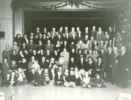Estonian Christmas Party, 1949