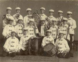PLA Band in uniform (oversize)