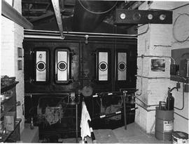 Old Main boiler room