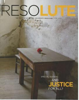 Resolute v. 1 no. 3 May 2015