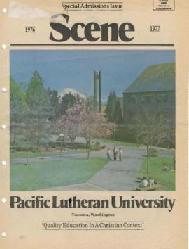 1976-1977 Special Admissions Issue